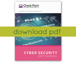 Check Point 2017 Cyber Security Survey
