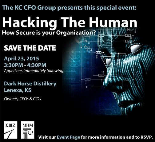 KC CFO Group Hacking the Human