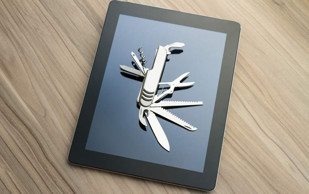 Digital workspace solutions: the IT Swiss Army knife