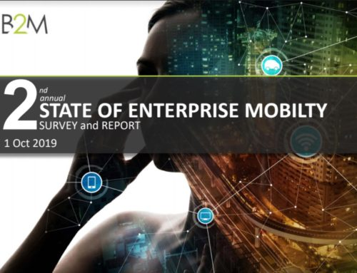 State of Enterprise Mobility: Device and application issues are widespread and interrupt productivity